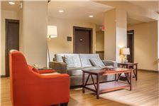 Comfort Inn Lucky Lane Flagstaff - Comfort Inn Lucky Lane Flagstaff Hotel Lobby 1
