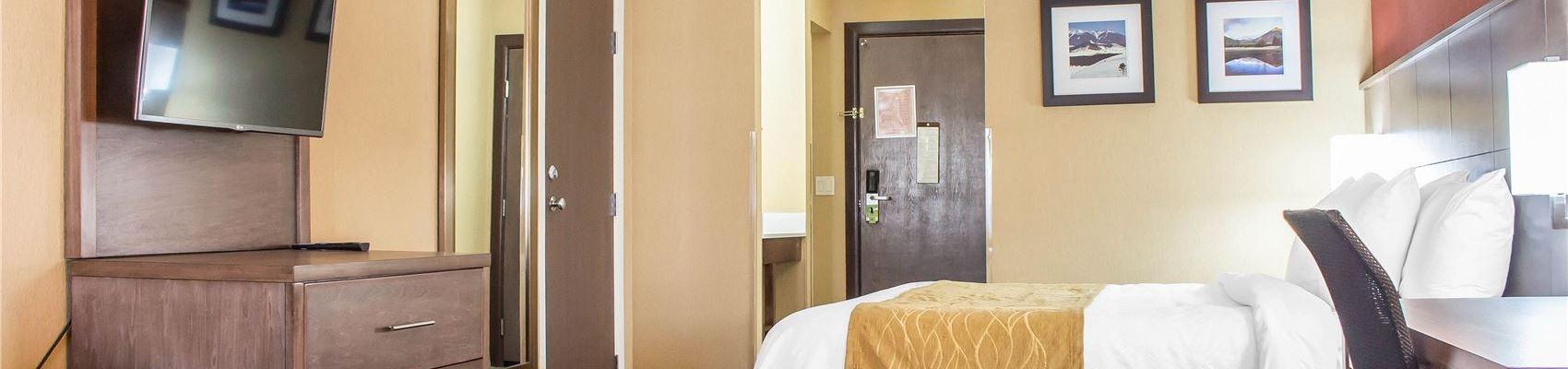 Flagstaff, Arizona Hotel Rooms