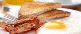 Free Continental Breakfast at Flagstaff, Arizona Hotel